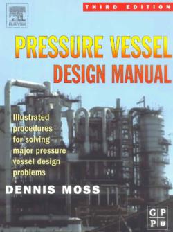 کتاب مرجع طراحی مخازن تحت فشار