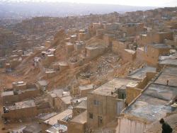 پاورپوینت حاشیه نشینی در شهر تبریز